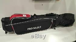 1 NEW MENS Pro Select 13 Piece Complete Golf Set Driver, Irons, Putter With Bag