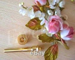20 High Quality Professional Millinery Flower Making Tools incl Soldering iron