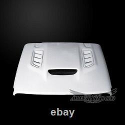 2018-2020 Jeep Wrangler Jl Vip Style Functional Heat Extraction Ram Air Hood
