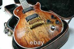 2020 Good Quality Custom Shop LP Electric Guitar Saplted Maple Grover Tuner
