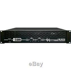 2100 Watt Professional DJ Power Amplifier Adkins Pro Audio Quality Audio