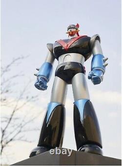 5PRO STUDIO 76 Robot Taekwon V 40cm High Quality Big Size LED Korean Figure