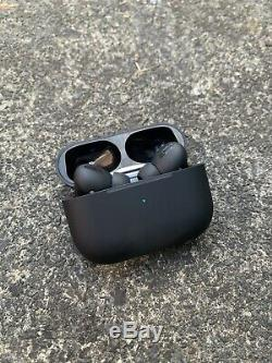 AirPods Pro Matte Black, Highest quality Build With Full Apple Compatibility