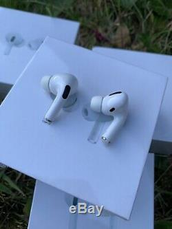 AirPods Pro White, Highest quality Build With Full Apple Compatibility