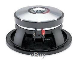 B&C 10MD26 Hi-Quality 10 Midbass Speaker 700-Watts Pro Audio Midrange Woofer
