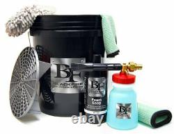 BLACKFIRE Pro Detailer's Choice Ultimate Foam Car Wash Kit BF-UF-WKIT