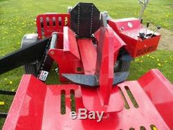 BRUTE FORCE 13-24 Log Splitter Hyd Adjustable Splitter Professional Quality
