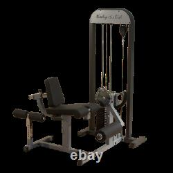 Body-Solid GCEC-STK PRO-Select Leg Extension & Leg Curl Machine (New)