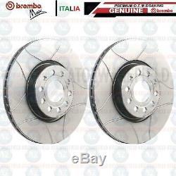 Brembo Brake Discs Front Axle 312mm Vented High-carbon Coated Screws 09.9772.75