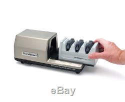 CHEF'S CHOICE PRO COMMERCIAL ELECTRIC KNIFE SHARPENER 2100 AUST STOCK EdgeSelect