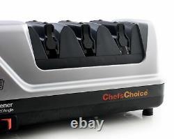 Chef s Choice Trizor XV Platinum Electric Knife Sharpener M15 falurot