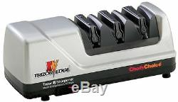 Chefs Choice Trizor XV Electric Knife Sharpener EdgeSelect 15 Degree Angle NEW