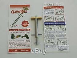 ClampTite CLT01L A stainless-steel tool to make professional quality wire clamp