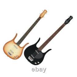 Danelectro DL58 Longhorn Bass Guitar Choice of Copperburst or Black finish