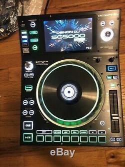 Denon DJ SC5000 Prime Professional Digital DJ