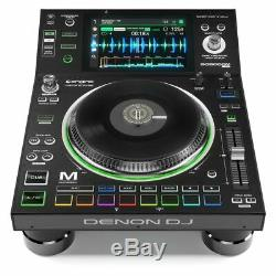 Denon DJ SC5000M Prime Pro Single Deck DJ Media player with Motorized Platter