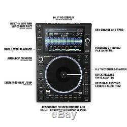 Denon DJ SC6000M PRIME Pro DJ Media Player with Motorized Platter & Touchscreen