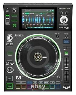 Denon SC5000M Prime Professional DJ Media Player with Motorized Platter Touch