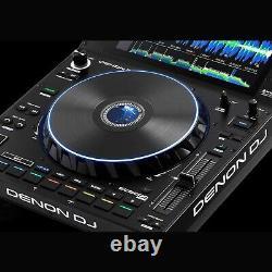 Denon SC6000 PRIME Pro DJ Media Players Pair w X1850 PRIME Club Mixer Package