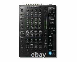 Denon X1850 PRIME Professional 4-Channel DJ Club Mixer