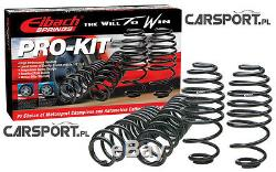 Eibach Pro Kit Lowering Springs For Mini R50/R53/R52 Cooper/Cooper S/One/One D