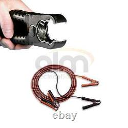 Extra Heavy Duty Jump Leads 1000A 7M Professional Quality UK Manufactured