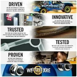 Fits 1997-2006 Wrangler TJ Adjustable Rear Track Bar Kit For 0-6 Lift or Stock