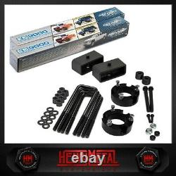 Full 3 Lift Kit With Extended Shocks For 2005-2019 Toyota Tacoma + Diff Drop