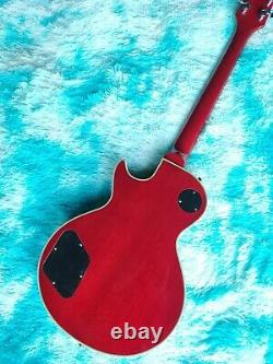 Guitar Factory Custom Electric Guitar High Quality Big Red Fast Shipping
