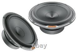HERTZ MP 165P. 3 PRO MILLE MIDWOOFERS 6.5-165mm 94dB, 100W RMS TOP QUALITY, PAIR