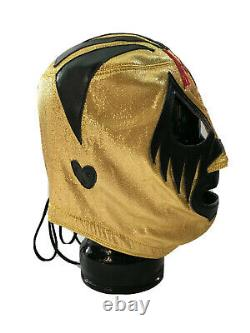 Handmade Professional Quality Mil Mascaras Mexican Lucha Libre Wrestling Mask
