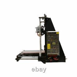 High Quality 3D Printer Geeetech Upgraded Precision Reprap Prusa i3 Pro W DIY