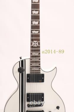 High Quality Electric Guitar YL-SZJ Solid Body Active EMG Pickups Grover Tuner