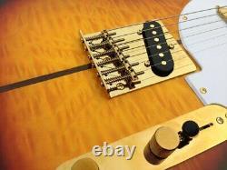 High quality Merle signature TL electric guitar Tuff Dog electric guitar