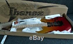 IBANEZ RG470MB-AFM SOLID GUITAR PRO QUALITY Autumn Fade Metallic Quantum Pickups