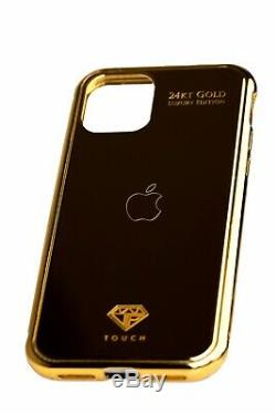 IPhone 11 Pro 24kt Gold Luxury Magnetic Case Top Excellent Quality