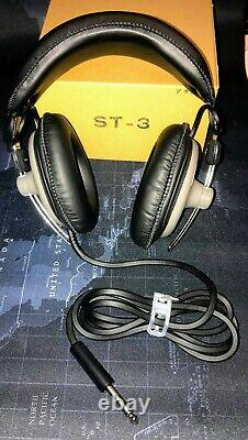 JRC Professional Quality ST-3 Head Phone (New Open Box)