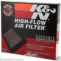 K&N SPORTS PERFORMANCE AIR FILTER E200/E220/E250 CDi 2010 2015