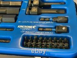 Kincrome Professional Quality 32 Piece 1/2 Torx & Hex Impact Socket Set AOO