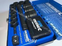 Kincrome Professional Quality 47 Piece 1/2 Impact Socket Set AOO NSW