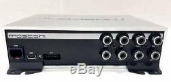 MOSCONI DSP 6 to 8 PRO 6to8 Channels Sound Quality Digital Processor Equalizer