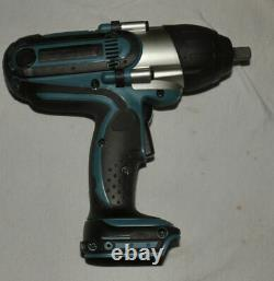 Makita xwt-04 impact wrench 1/2 (tool only) professional quality BRAND NEW