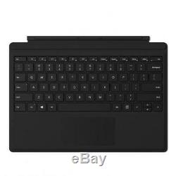 Microsoft Type Cover for Surface Pro Black Compatible With Select Surface Pros