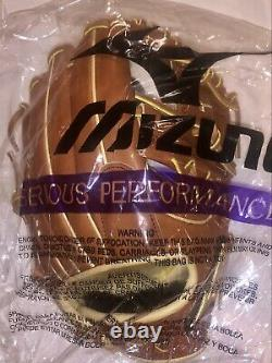 Mizuno Pro Select RH Baseball Glove 11.75 NWT MSRP $249.99