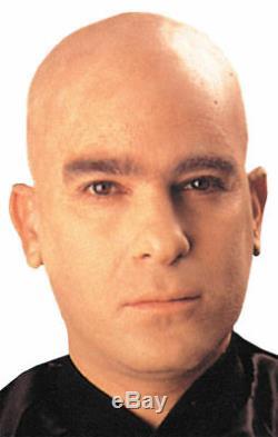 Morris Costumes Men's Professional Quality Woochie Flesh Bald Cap. EA66