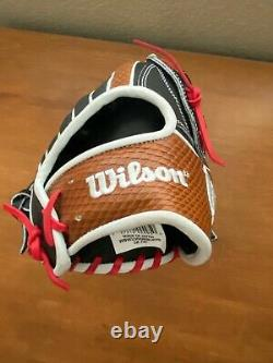 NEW Wilson A2K Baseball Glove 12.75 A2000 Mit Pro-Stock Select RH Right Handed