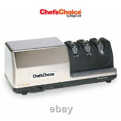 New Chef's Choice Pro Commercial 2100 Electric Knife Sharpener Aust Stock
