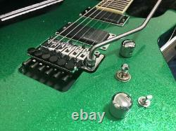 New Jackson USA CustomShop Select SL-2H Soloist/Sparkling Green Electric Guitar