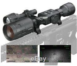 Night Vision Rifle Scope Hunting Full Digital High Quality Professional Scope