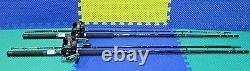 Okuma 9' Line Counter Trolling Combo Classic Pro Mooching Rod CPM90CT- MA45D 2PK